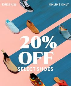Ends Tomorrow: Off Shoes Urban Outfitters Email Newsletter Design - Sales Email - Ideas of Sales Email - Ends Tomorrow: Off Shoes Urban Outfitters Email Newsletter Design Dm Poster, Shoe Poster, Posters, Email Marketing Design, Email Design, Web Design, Banners, Email Newsletter Design, Fashion Banner