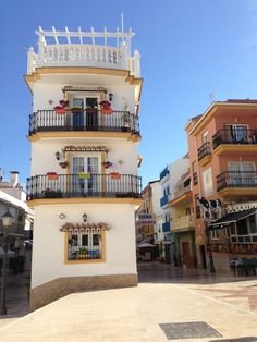 Carihuela in Torremolinos
