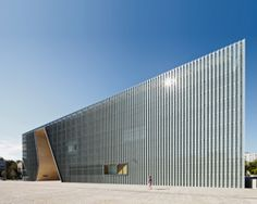 museum of the history of polish jews wins inaugural finlandia prize for architecture