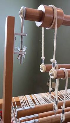 Leclerc Weaving Loom Replacement Parts Weaving Loom Diy, Inkle Weaving, Weaving Tools, Weaving Projects, Hand Weaving, Rug Loom, Leclerc Looms, Modeling Clay Recipe, Chinese Fabric