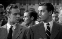 William Holden and Ray Milland in I Wanted Wings (Mitchell Leisen, 1941)
