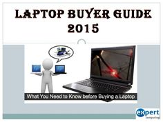 Laptop buyer Guide-2015