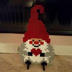 Christmas elf hama beads by  ronjab