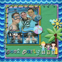 Kit Pool Party by Pati Araujo
