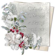 Vánoční přání 1 | vánoční blog Blog, Wreaths, Home Decor, Decoration Home, Room Decor, Bouquet, Interior Decorating, Floral Arrangements