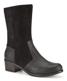 Take a look at this Black Lou Boot - Women by UGG® Australia on #zulily today!