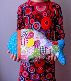 tillaBox: Fische - Nähprojekte mit Kindern