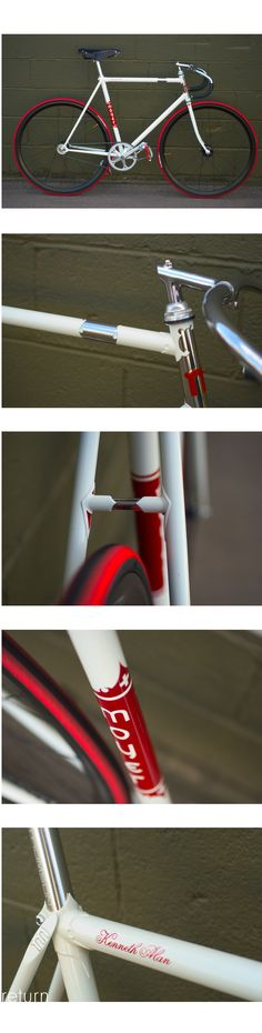 Moyer Cycles  #fixie