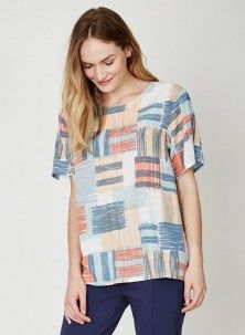 5e70c8fcf2b9 Beaufort Tencel Top Organic Cotton, Spring Outfits, Bamboo, Tunic Tops,  Hipster,