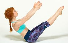 12 Classic Pilates Moves That Double as Ab Exercises