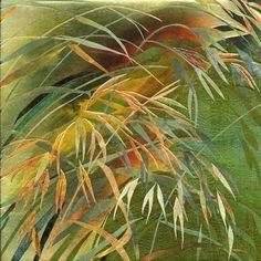 detail of Grasses SQ by Amanda Richardson - click to return