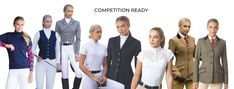 Whether You're A Dressage Diva, A Show-Jumping Star, Show-Off In The Show Ring Or Enjoy Eventing, Our Collection Of Beautiful Competition Wear Was Made For YOU 🖤#equestriancompetition #dressage #eventing #showjumping #showhorses Show Jumping, Show Horses, Dressage, Equestrian, Diva, Competition, Stars, Formal Dresses, Summer