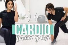 Adelgazar brazos y espalda rápidamente | Eliminar grasa debajo de las axilas - GYM VIRTUAL 8 Min Ab Workout, Workouts, Fitness Tips, Abs, Exercise, Yoga, T Shirts For Women, Youtube, Health