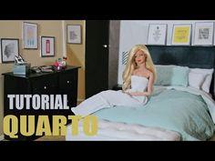 Tutorial Barbie - Como fazer um Sofá #3 para sua Barbie, Monster High, EAH ... - YouTube