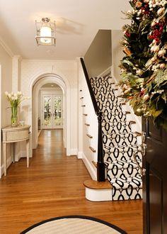 Foyer. Traditional Foyer #Foyer