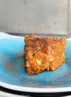Healthier Carrot Pudding {vegan} | C it Nutritionally