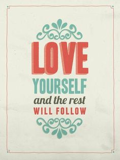 Love yourself and be #HomeGoodsHappy