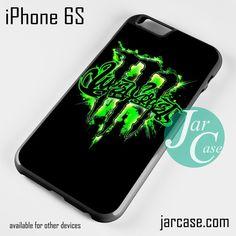 Attirant West Coast Monster Energy Phone Case For IPhone 6/6S/6 Plus/6S