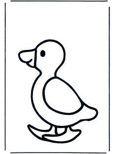 malvolage mutter    JetztMalen.de / Ausmalbilder Tiere / Ausmalbilder Vögel / Ente 1