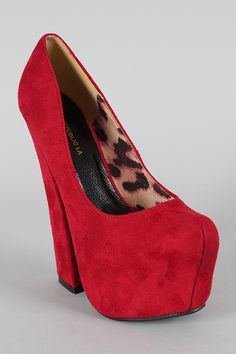Shoe Republic Saks Platform Pump $47.20