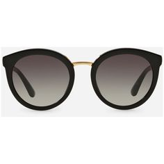 Dolce & Gabbana Metal and Acetate Sunglasses (3.270.260 IDR) ❤ liked on Polyvore featuring accessories, eyewear, sunglasses, black, acetate glasses, metal sunglasses, dolce gabbana sunglasses, dolce gabbana eyewear and dolce gabbana glasses