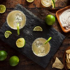 Cinco de Mayo Won't Be Complete Without These Festive Margarita Recipes