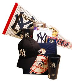 Hit it out of the park with the New York Yankees Baseball Gift Basket! The perfect gift for New York Yankees fans of all ages $69.95