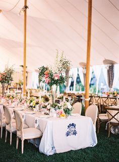 crest wedding linen | Eric Kelley