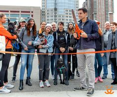 Way to go, New York City! Nearly 1,700 participants (and 1,250 dogs!) joined us this past Saturday at Hudson River Park's Pier 26 for Best Friends Animal Society - Strut Your Mutt, presented by BOBS from SKECHERS. So far, we've raised nearly $360,000 and counting to benefit local animal rescues and shelters!  Special thanks to our celebrity supporters Dann Florek, Georgina Pazcoguin, Jackie Cruz, Kimiko Glenn, Leanne Cope and Robert Marciano!  Find an event near you HERE.