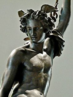 Then Maia's son nodded his head and promised that he would never steal anything of all the Far-shooter possessed, and would never go near his strong house; but Apollo, son of Leto, swore to be fellow and friend to Hermes, [525] vowing that he would love no other among the immortals, neither god nor man sprung from Zeus, better than Hermes: [526a] and the Father sent forth an eagle in confirmation
