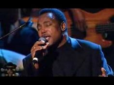 "George Benson singing ""In Your Eyes"" - romantica"
