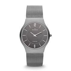 Skagen Titanium Mesh Watch 233LTTM | SKAGEN®
