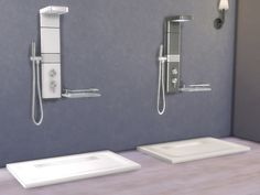 Bathroom Zing - Shower Found in TSR Category 'Sims 4 Showers & Tubs'