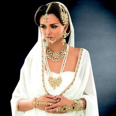 Stunning Indian Bridal Jewellery Variety 2015