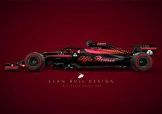 """Virutas de Goma™ na Twitterze: """"Buahhhh... de largo, el mejor, más ocurrente y original diseñador disponible alrededor de la F1 (que yo conozca) es @seanbulldesign Mira lo… https://t.co/YopKeG9GpR"""""""