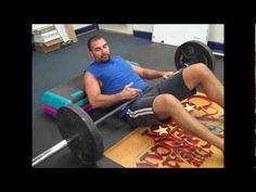 """Everything You Need to Know About the Hip Thrust: Ladies all want to know how they can get a great ass. Here you go, from Brett Contreras, """"the glute guy"""" himself. I can attest to the effectiveness of heavy barbell hip thrusts."""