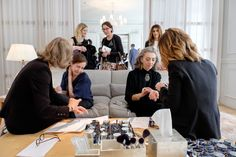 Luxury Cosmetic Press Event with our American client  Organize your next Corporate Event with #FrenchEventsDmc Agency