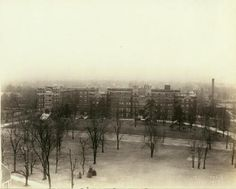 1929. Webster College. 475 East Lockwood Avenue. photo by W.C.Persons. Was he in the Eden tower?