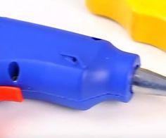 HOW TO MAKE a MODED GLUE GUN / Tutorial / DIY