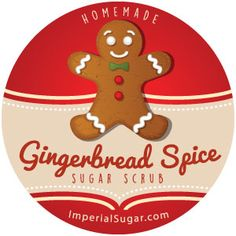 Gingerbread Spice Sugar Scrub | Imperial Sugar Recipe