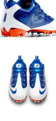 University of Florida Gators - nike game cleats with logo - 2 views