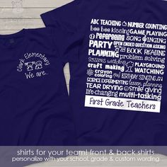 Hey, I found this really awesome Etsy listing at https://www.etsy.com/listing/232730418/team-teacher-shirts-back-to-school