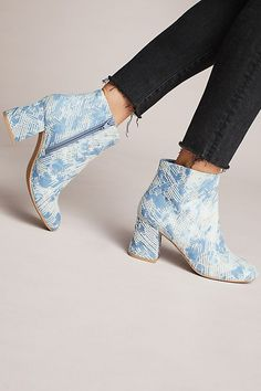 Slide View: 2: Seychelles Audition Ankle Boots