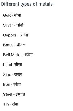 Metals English to Hindi English Learning Spoken, Learn English Speaking, Teaching English Grammar, English Grammar Worksheets, English Sentences, Learn English Words, English Idioms, English Writing, English Vocabulary
