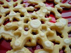 Butter cookies.