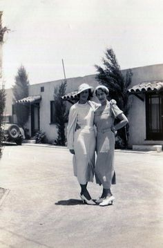 Vintage Photo..At the Motor Hotel in Los by iloveyoumorephotos