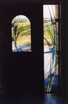 Door design by Richard Landers NZ
