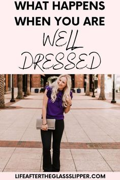Its amazing how much your life changes when you start dressing polished and put together. These outfit ideas will help you look more put together Cheap Dresses, Nice Dresses, Budget Fashion, Fashion Tips, You Look Fab, Fashion Collage, What Happens When You, Basic Tops, Weekend Outfit