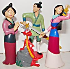 Mulan Birthday Party Ideas