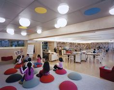 Classroom for kinesthetic learners
